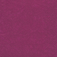 Uni PURPLE 33x33, Home Fashion