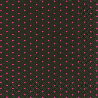 Mini Dots black/berry Home Fashion