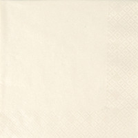 PEARL EFFECT ivory 40x40, Home Fashion
