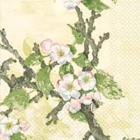 PAINTED APPLE BLOSSOM, Home Fashion