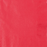 PEARL EFFECT red 33x33, Home Fashion