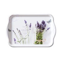 Podnos BUNCH OF LAVENDER 13x21, Ambiente