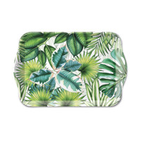 Trays TROPICAL LEAVES  13x21, Ambiente