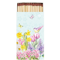 Matches  BLOOMING GARDEN turquise, Ambiente