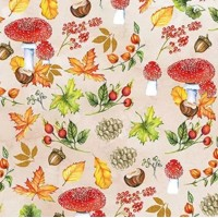 AUTUMN PATTERN, Ambiente