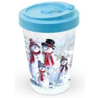 SNOWMAN WITH HAT 0,4 l, Ambiente