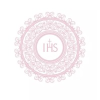 IHS EMBROIDERY DESIGN pink, Maki
