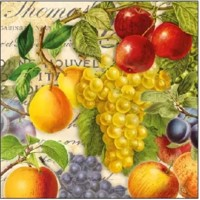 AUTUMN FRUIT 25x25, Ambiente